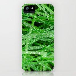 Morning freshness iPhone Case