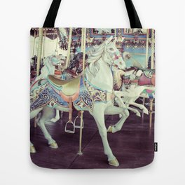 Horse of a different color! Tote Bag