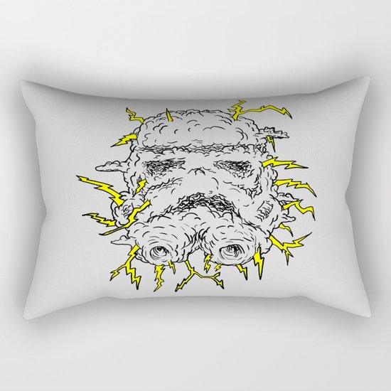 Stormy Trooper Rectangular Pillow