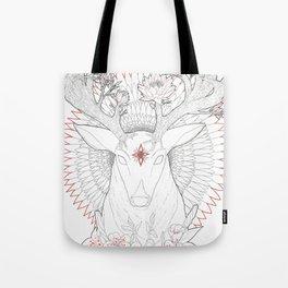 Deer, Oh Deer! Tote Bag