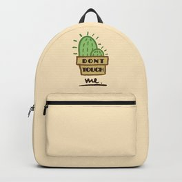 Prickly Personality Backpack