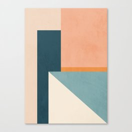 Minimal Abstract 16 Canvas Print