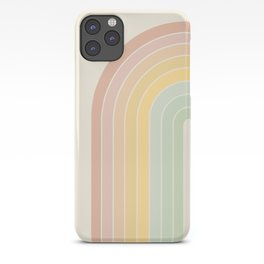 Gradient Arch - Rainbow IV iPhone Case