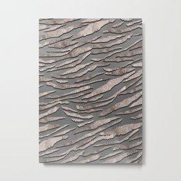 Tiger Animal Print Glam #6 #pattern #decor #art #society6 Metal Print