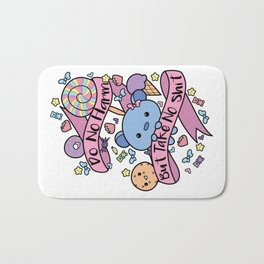 Do No Harm! Bath Mat