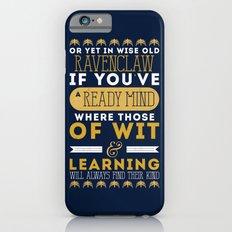 Ravenclaw Slim Case iPhone 6