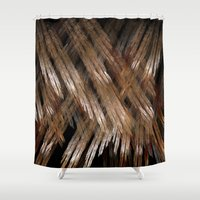 angel wings Shower Curtains featuring Angel Wings by GothicToggs