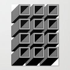 Extrube Canvas Print