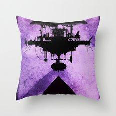 OVNI Throw Pillow