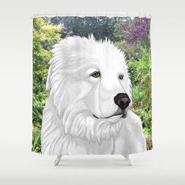 Albus Shower Curtain