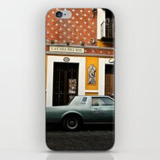 La Casa Del Sol iPhone & iPod Skin