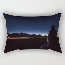 Light Obstruction Rectangular Pillow