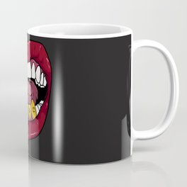 Blood Cash Coffee Mug