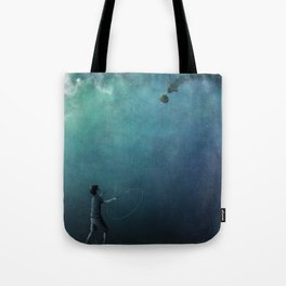 Eternity in a moment Tote Bag