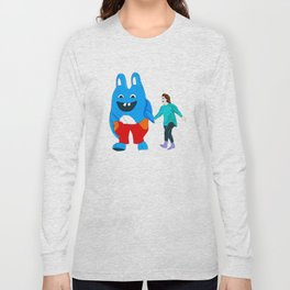 I Love You, Bingo Bronson! Long Sleeve T-shirt