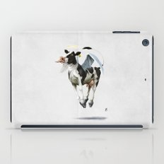 Holy Cow (wordless) iPad Case