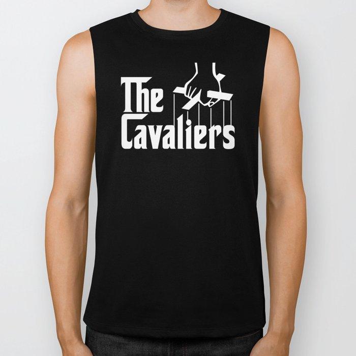 Godfather Cavs (White) Biker Tank
