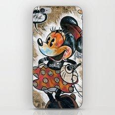 Minny-ot iPhone & iPod Skin