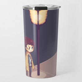 ill just wait here Travel Mug