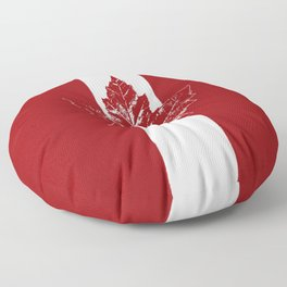 Cool Canada Souvenirs Floor Pillow