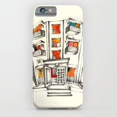 Japanese building Slim Case iPhone 6s