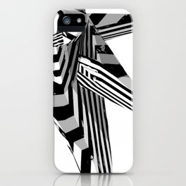 'Untitled #01' iPhone Case