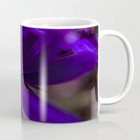 indigo Mugs featuring Indigo by Marly