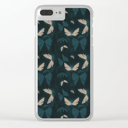 Pixie Wings Clear iPhone Case