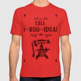 1-800-IDGAF T-shirt