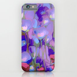 Spring Blush too, Mauve Moods iPhone Case