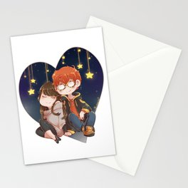 Mystic Messenger 707/MC Stationery Cards