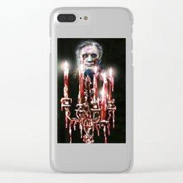 Sir Thomas Sharpe - Crimson Peak V (Section) Clear iPhone Case