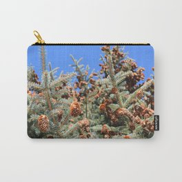 pinecone paradise Carry-All Pouch