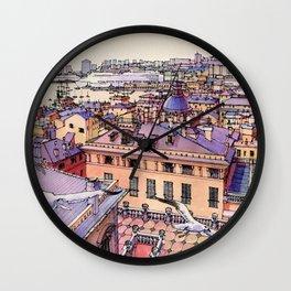 Genova Wall Clock