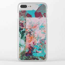 DRMTXSTR Clear iPhone Case