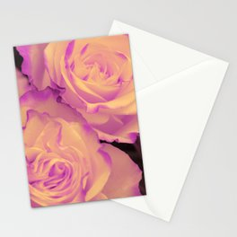 Romantic roses 5 Stationery Cards
