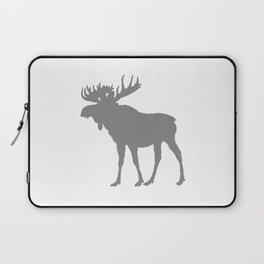 Moose: Grey Laptop Sleeve