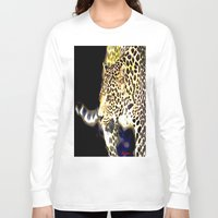 hunting Long Sleeve T-shirts featuring Hunting by arnedayan
