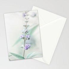 Lavender 4 Stationery Cards