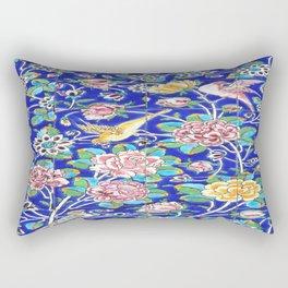 Birds Paradise Rectangular Pillow