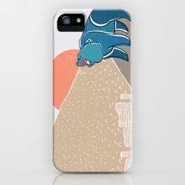 My home! iPhone Case