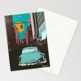 MOODY PORTLAND Stationery Cards