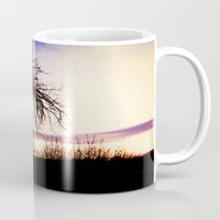 silhouette Mugs featuring Silhouette by Jennifer L. Craft