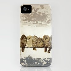 Differences Slim Case iPhone (4, 4s)