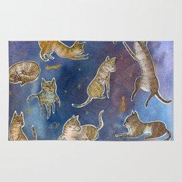Space Kitties  Rug