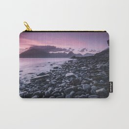 Sunset at Elgol Carry-All Pouch