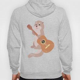 Otter Guitarist Hoody