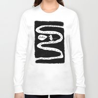 aloha Long Sleeve T-shirts featuring Aloha by RAWR