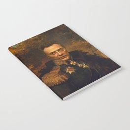 Christopher Walken - replaceface Notebook