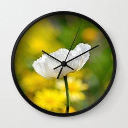 Glorious Spring Wall Clock